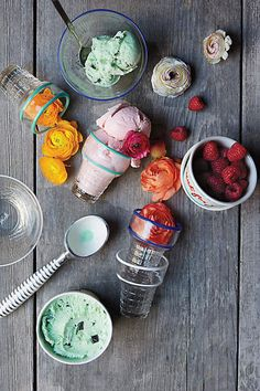 How to Elevate an Ice Cream Social /