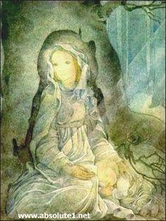 the art of Sulamith Wulfing - 'Motherhood'