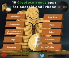 What is cryptocurrency? Which are the best cryptocurrencies? Which are the best apps to manage cryptocurrencies? 10 Popular Cryptocurrency apps for iPhone and Android. Cryptocurrency News, Best Apps, Credit Score, Finance Tips, Android Apps, Saving Money, Improve Yourself, Advice, Popular