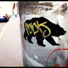 Urban Bear