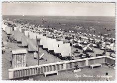 IGEA MARINA - La Spiaggia - Anni '60