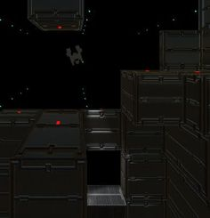 SpaceDeck lighting screenshot