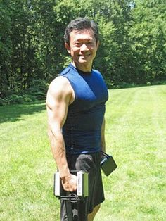 Morris County NJ personal trainer and fitness expert Carey Yang interviewed on why and how to do cross training to help lose more fat, build a stronger well-conditioned body, heal and prevent injuries.