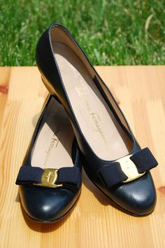 many kinds of visit new cheap price Salvatore Ferragamo Vintage Patent Leather Flats clearance sneakernews outlet find great zAAIz