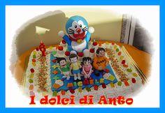 i dolci di Anto: Doraemon cake