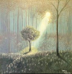 I see you Art Print Your Paintings, Original Paintings, See You, Landscape Art, Saatchi Art, Artist, Flowers, Artworks, Art Ideas