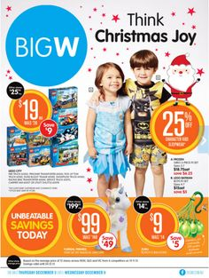 ba121f5e5d5 Big W Catalogue. Do you know what's in and what's hot in the big w  australia for this week? here Latest Big W catalogue deals