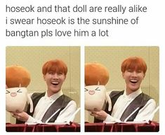 Jung Hoseok is the Golden Hyung! Everyone, please acknowledge this!