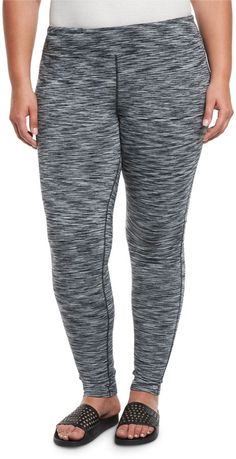 Soybu Active Fashion Grou Allegra Performance Leggings Black Plus Size >>> Click on the image for additional details.