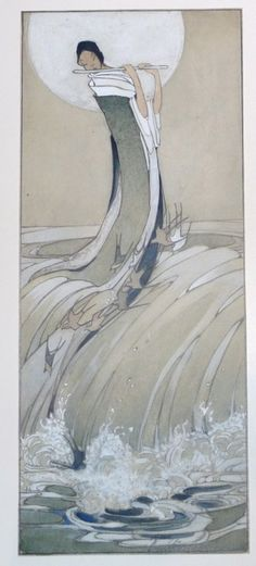 Song of the Brook ; 1916 ; Bertha Lum