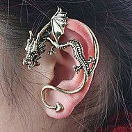 Earring+Stud+Earrings+/+Clip+Earrings+Jewelry+Women+Daily+Alloy+–+USD+$+6.00