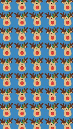 CHRISTMAS REINDEER * More