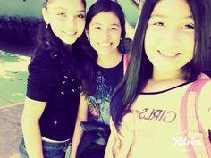 A pesar de todo, siempre las considerare como mis hermanas♥ LAS MEJORES!