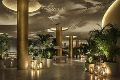 Market at EDITION pays tribute to Spain's iconic markets with a luxe approach to…