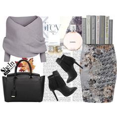 SheIn 9 by nerma10 on Polyvore featuring polyvore fashion style Croft & Barrow Sheinside