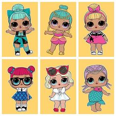 ISO  #lolsurprise #lolsurpriseseries1 #lolsurpriseseries2 #lolsurprisedolls #lolsurpriseconfettipop #lolsurprisepets 8th Birthday, Birthday Parties, Lol Doll Cake, Clem, Organizing Hair Accessories, Doll Party, Lol Dolls, Digi Stamps, Copics