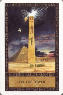 Tarot Card Decks, Tarot Cards, The Tower Tarot Card, Tarot Major Arcana, Oracle Cards, Egyptian Art, Deck Of Cards, Deviantart, Mystic