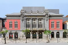Teatro circo de Braga.
