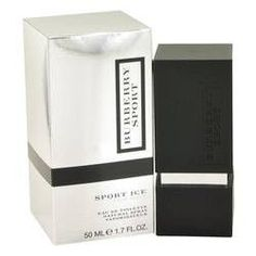 Burberry Sport Ice Eau De Toilette Spray By Burberry. Burberry Sport Ice Cologne by Burberry, Burberry came up in 2011 with an aquatic rhythm in its burberry sport ice, for the active spirit of men. The eau de toilette bestows a splash of aquatic notes with the chypre virginia cedar and musk. You cannot go unnoticed with the mystic charm of this eau de toilette.