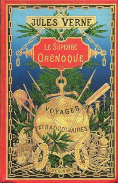 Jules Verne et Hetzel - Cartonnages extraordinaires