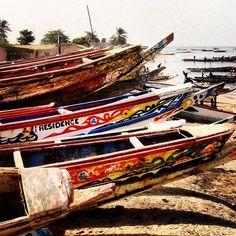 "Comment: marscagimon said ""#senegal #sea #africa #boat"""