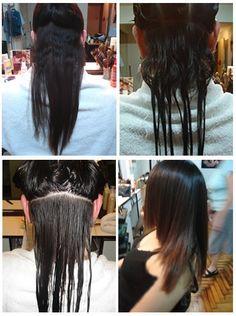 tratamientos naturales Cabello Hermoso alisar el cabello  soluciones para el cabello