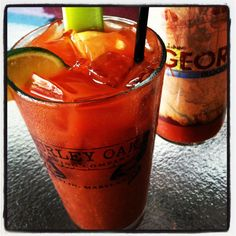 It's Bloody Good By George!  George's Bloody Mary Mix is a traditional, bold, full-bodied bloody mary mix made in the U.S.A. Our award winning bloody mary mix is created by a local bartender in Berlin, Maryland. Check out our ingredient list, you don't need a lot of ingredients to make a true, delicious bloody mary!  If you are looking for a cocktail with exceptional flavor and a kick, George is your man!   www.georgesmixes.com