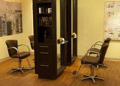 Robert Jason Salon  Liu Styling Chairs by Takara Belmont