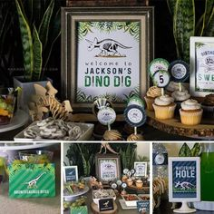 Dino Dig Party Kit Dinosaur Birthday Dinosaur Invitation Paleontologist Party Dino Party Decor #prehistoricage #prehistoric #age #welcome #to #the #prehistoric #age Dinosaur Birthday Party, 3rd Birthday, Birthday Party Themes, Birthday Ideas, Dinosaur Invitations, Party Kit, Party Ideas, Party Pops, Happy Birthday Banners