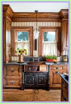 Ideas Kitchen Sink House interior-#Ideas #Kitchen #Sink #House #interior Please Click Link To Find More Reference,,, ENJOY!! Farmhouse Kitchen Curtains, Kitchen Redo, New Kitchen, Kitchen Styling, Kitchen Valances, Kitchen Small, Green Kitchen, Kitchen Colors, Kitchen Island