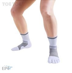 They are probably the most comfortable socks you have ever worn. Tennis Whites, Toe Socks, Free Uk, Grey, Sports, Fashion, Gray, Hs Sports, Moda