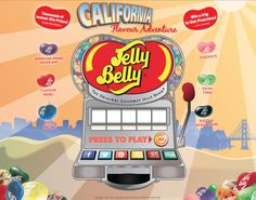 Jelly Belly Beans, Jelly Beans, Competition, British, Adventure, Game, Create, Recipes, Rezepte