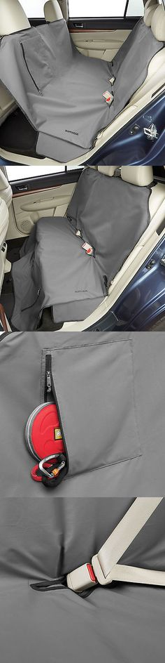 Car Seat Covers 117426: Ruffwear The Dirt Bag Dog Car Back Seat Cover Hammock Universal Waterproof -> BUY IT NOW ONLY: $79.95 on eBay!
