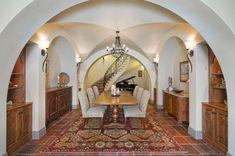 Tolle Decken: Gewölbedecken inspirieren seit Jahrtausenden - http://wohnideenn.de/innendesign/07/tolle-decken.html