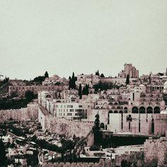 Jerusalem   Иерусалим © http://killzero-hitori.com/izrail/