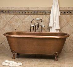 Atomic Number 29 - traditional - bathtubs - cincinnati - by Signature Hardware