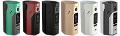 Vapor Joes - Daily Vaping Deals: EPIC COLORS: REULEAUX RX2 150W/200W BOX MOD - $37....