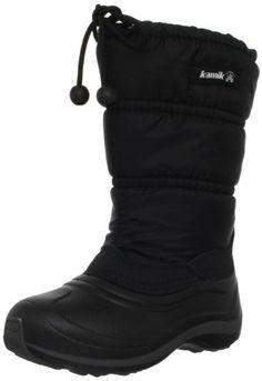 Kamik Shimmer Boot (Toddler/Little Kid/Big Kid),Black,11 M US Little Kid Kamik,http://www.amazon.com/dp/B00772N7KY/ref=cm_sw_r_pi_dp_cIuXsb17BKW39MJH