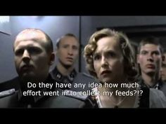 Hitler finds out Google Reader is shutting down - WHY OH WHY? I shall miss Google Reader RIP
