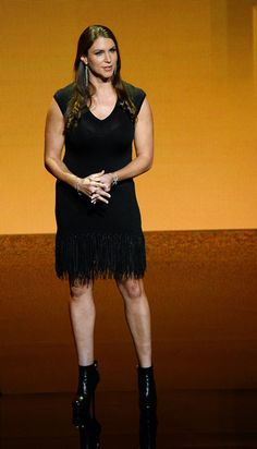 Stephanie McMahon - Consumer Technology at the International CES