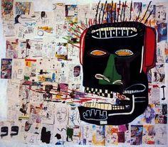 Basquiat: Boom for Real – Barbican Art Gallery, London, UK   Patternbank