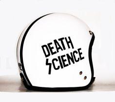 Death Science. I need this helmet