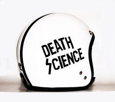 Death Science. I need this helmet
