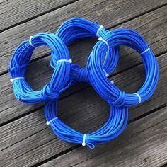 Blue Spectra Rope from Masterline USA Water Ski, Usa, Blue, U.s. States
