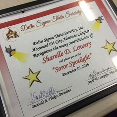 Awww.... That's ME in the #sororspotlight  #DST #OneREDTen #DSTHTC #htcdst #xichi made tho!!