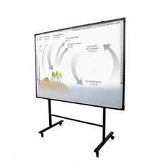 Multi-media interactive lcd interactive touch digital whiteboard Teaching Demonstration, Whiteboard, Multimedia, Touch, Led, Learning, Digital, Erase Board, Studying