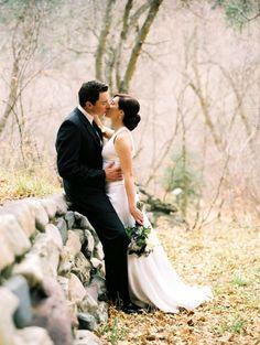 romantic wedding ideas   Soft, romantic wedding pose.   Photography Ideas