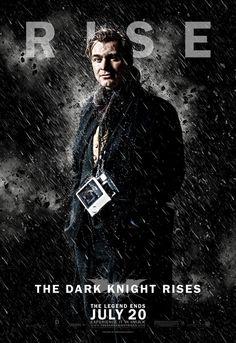 """Nur noch wenige Wochen bis zum Start von """"The Dark Knight Rises"""". Ich sage bereits jetzt: """"Danke, Herr Nolan!"""""""