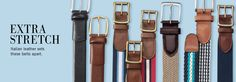 Men's Belts & Accessories | Lands' End