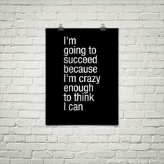 Are you crazy enough? Want to join me in the crazy?  FB.com/TeamFit4Success
